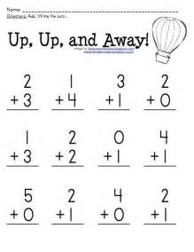 addition practice worksheet free addition practice for sums 0 5 at kinder craze at school worksheets