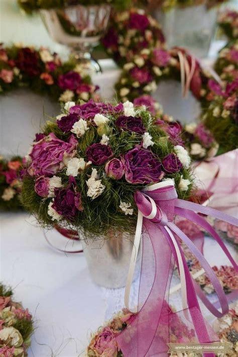 Getrocknete Blumen Deko by Deko Idee Getrocknete Blumen Als Aufwendiges Bouquet