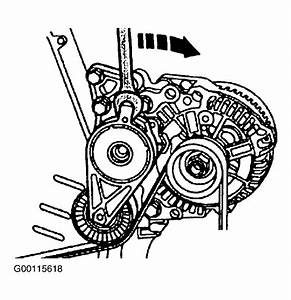 2002 Volkswagen Jetta Serpentine Belt Routing And Timing