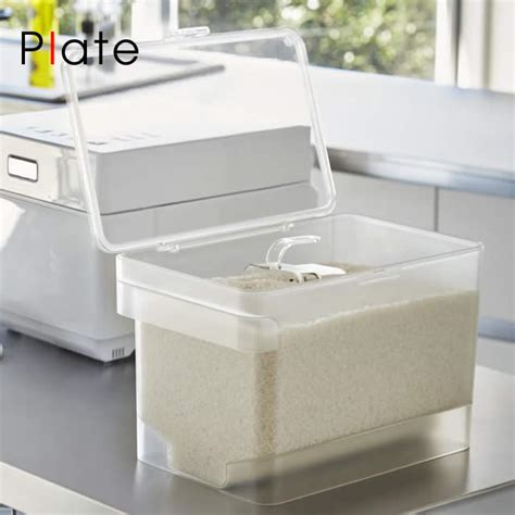 Kitchen Drawer Containers by Rupola Plate Kitchen Drawer Rice Stocker Preservation