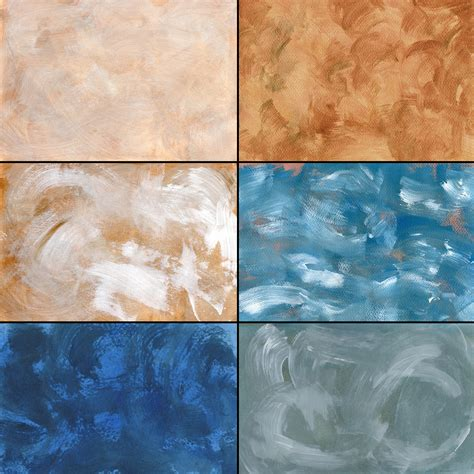 dry strokes texture collection