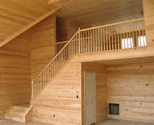 Cabin Wood Walls This House Is A Pine Tongue And Groove