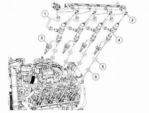 2008 F250 6 4 L Powerstroke  Fuel Injector Replacement How To