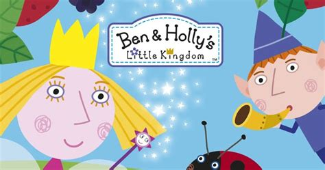 nickalive jazwares named master partner for quot ben and 924   Ben And Holly Hollys Little Kingdom Fairy Elf With Gaston The Ladybird Cast Stars Characters Logo Nick Jr Nickelodeon Junior