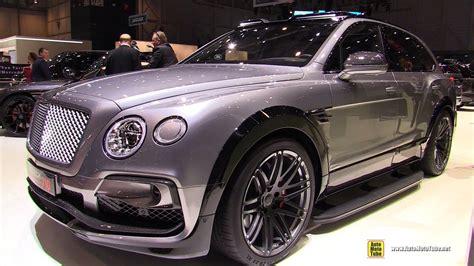 2018 Bentley Bentayga Startech 710 Performance