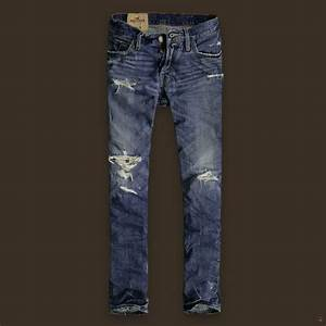 Ripped Jeans Hollister Men | www.imgkid.com - The Image ...