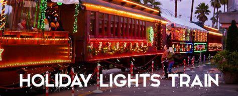 holiday train rides   boardwalk
