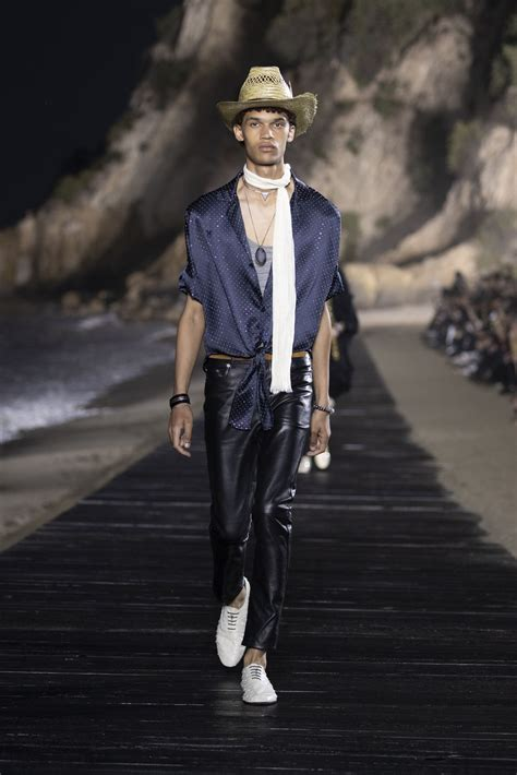 saint laurent spring summer mens collection