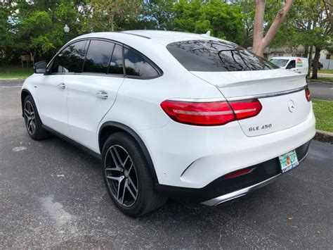 Review 2016 mercedes benz gle450 amg coupe. 2016 Used Mercedes-Benz 4MATIC 4dr GLE 450 AMG Coupe at A Luxury Autos Serving Miramar, FL, IID ...
