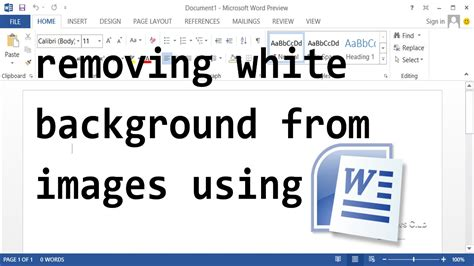 Remove White Background How To Remove White Background From Images Microsoft