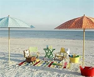 10 Fabulous Beach Picnic Ideas - Beach Bliss Living