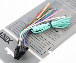 Xtenzi 16 Pin Radio Wire Harness For Pioneer Avh