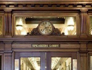 The Speaker's Lobby | Chad Pergram