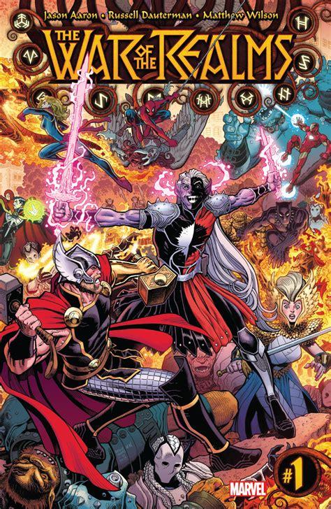 marvel releases   war   realms  van art