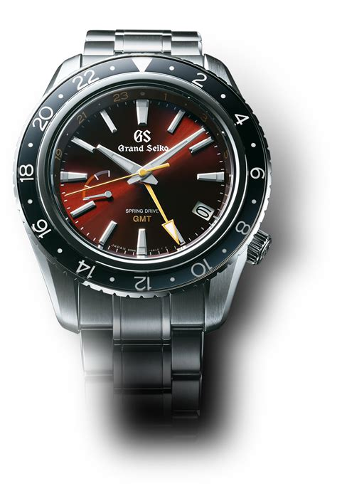 grand seiko sport collection spring drive gmt limited