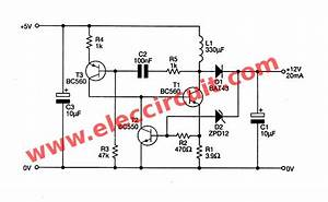 Usb 5v To 12v Dc