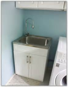 Stainless Steel Laundry Room Sinks