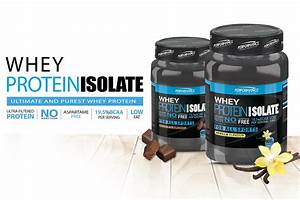 Best 10 Whey Protein Isolate Brands