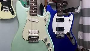 Fender Duo-sonic Hs Vs  Squier Bullet Mustang Hh