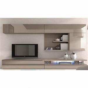 Meuble Tv Beige : meuble tv design laqu beige maya atylia salons pinterest maya tvs and led ~ Teatrodelosmanantiales.com Idées de Décoration