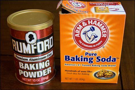 baking powder vs baking soda beyond the basics baking powder vs baking soda mommie cooks