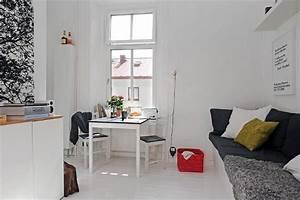 Idée Déco Petit Appartement : la d co du petit appartement un challenge agr able ~ Zukunftsfamilie.com Idées de Décoration