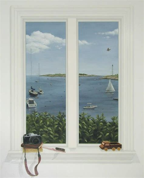145 Best Images About Trompe L'oeils And Murals On