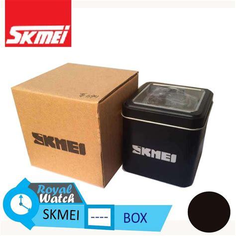 Kotak Jam Murah jual kotak skmei box jam tangan skmei di lapak aneka jaya