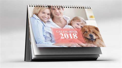 calendrier bureau photo calendrier de bureau personnalisé avec photo flexilivre