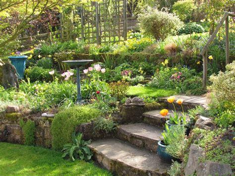 slope gardening renovation ongardening com