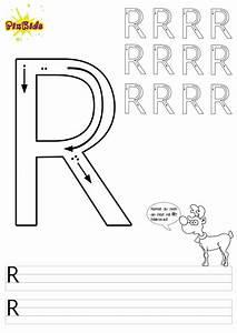 Kleine Rechnung Mit 4 Buchstaben : buchstaben schreiben lernen arbeitsbl tter buchstabe r buchstaben zum ausmalen kostenlose ~ Themetempest.com Abrechnung