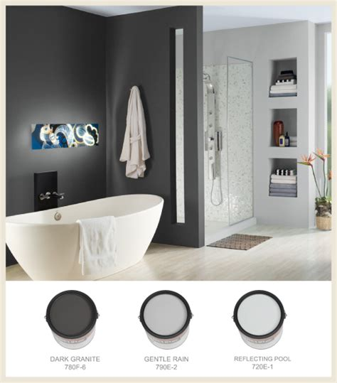 colorfully behr shades of gray
