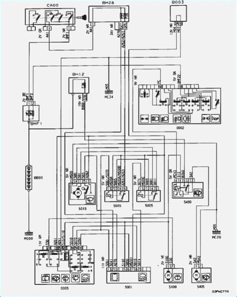 peugeot vivacity wiring diagram dogboi info
