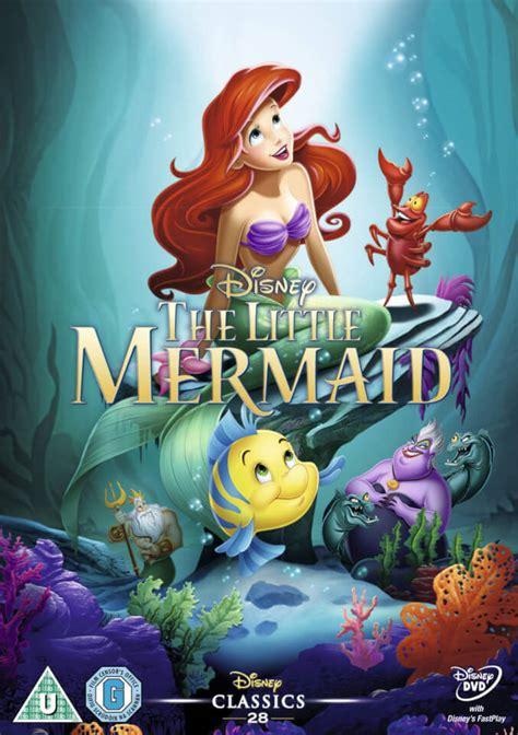mermaid dvd zavvicom