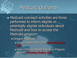 PPT - Medicaid Administrative Claiming PowerPoint ...