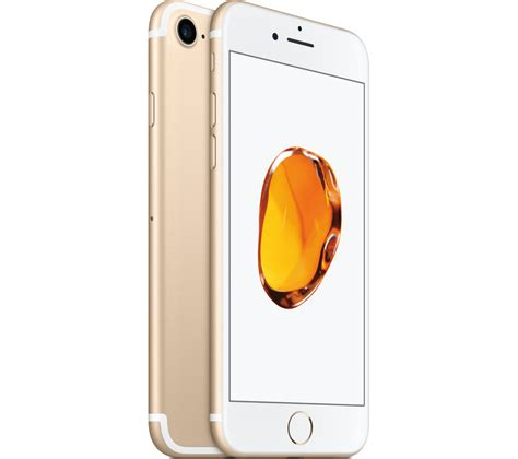 iphone 7 gold apple iphone 7 gold 256 gb deals pc world