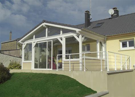 cuisine avec veranda extension tecsabois charpente