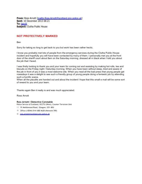 thank you email uk rrt glasgow helicopter crash plymouth brethren christian church uk