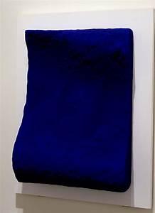 Bleu De Klein : yves klein la vague ikb 160 c prototype du relief ~ Melissatoandfro.com Idées de Décoration