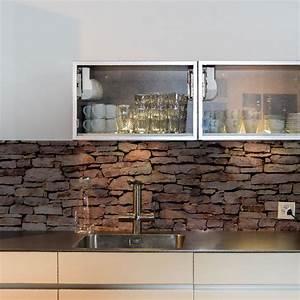Motive Für Küchenrückwand : k chenr ckwand aus glas bedruckt mit motiv steinmauer k che pinterest ~ Sanjose-hotels-ca.com Haus und Dekorationen