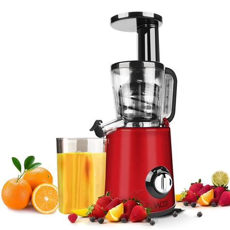 juice juicer extractor maker cold machine professional press commercial amazon bar woqi oxidation jug masticating slow diet brush cleaning anti