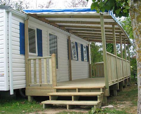terrasses de mobil home couvertes