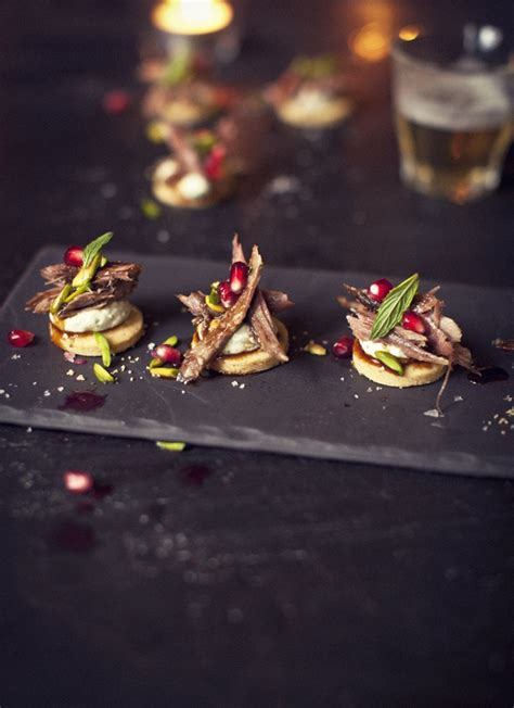 easy canapes to in advance canapés a collection of food and drink ideas to try