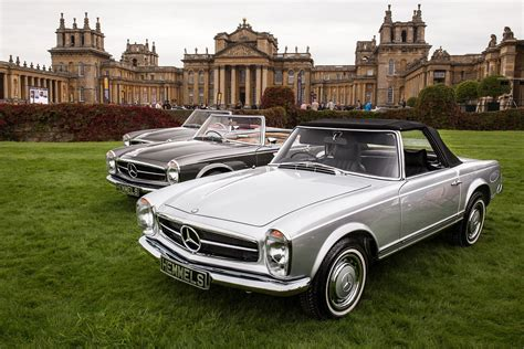Mercedes Classic Car by Mercedes Classic Sports Car Restoration By Hemmels Of
