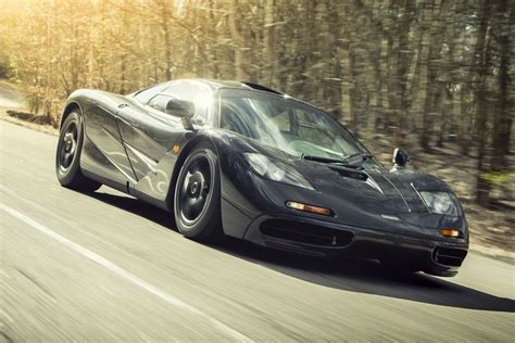 Nearly-new Mclaren F1 Tops Our Lottery List