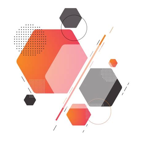 modern abstract background   geometric