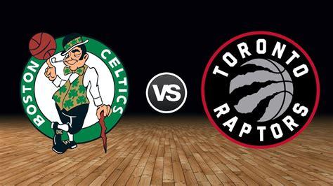 Boston Celtics vs Toronto Raptors Game 1 Live Reaction ...