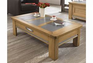Table Basse Avec Tiroir : table de salon avec tiroir petite table basse salon trendsetter ~ Teatrodelosmanantiales.com Idées de Décoration