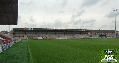 Fleetwood Town FC   Highbury Stadium   Football Ground Guide