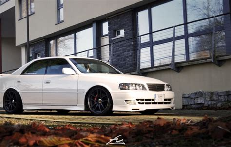 wallpaper turbo white wheels black japan toyota jdm